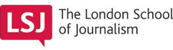 London School of Journalism Logo