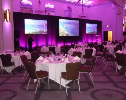 VIP Travel Industry Reception at London's Connaught Rooms on behalf of the Sanya Tourism Commission