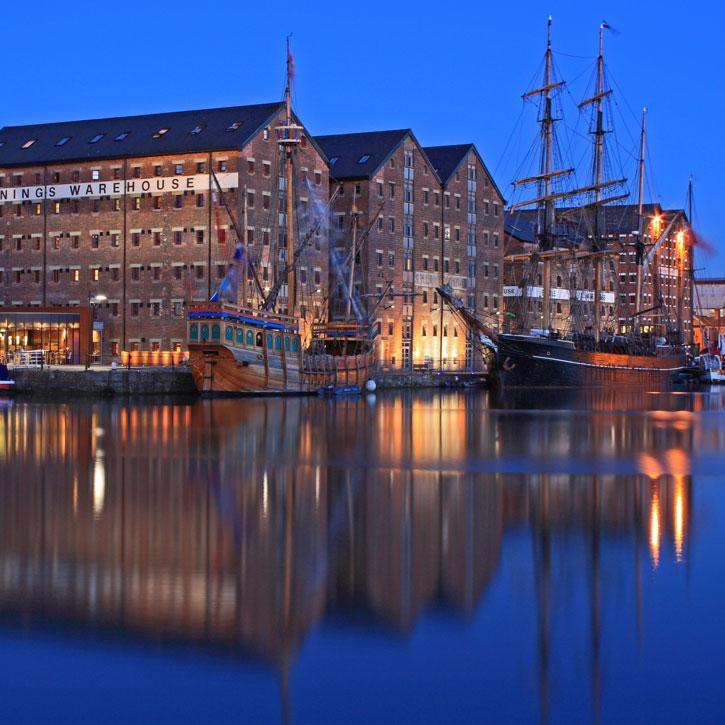 Gloucester Heritage Urban Regeneration Company