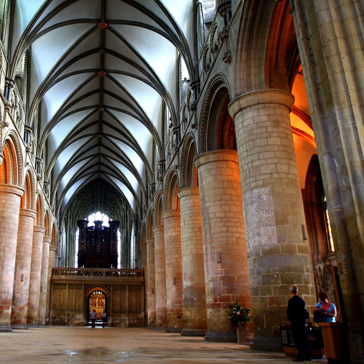 Gloucester Cathedral, Conference Venue