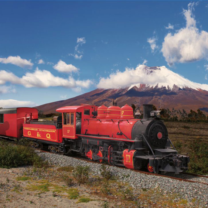 Tren Crucero, a 4-day heritage train journey across Ecuador