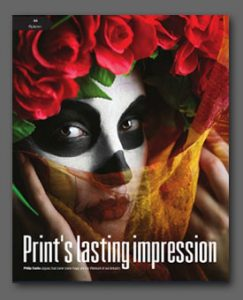 Print's Lasting Impression article, Conference News