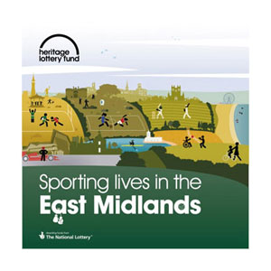 East Midlands Sports Tourism Logo