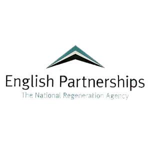 English Partnerships Logo