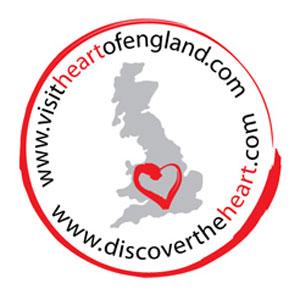 Heart of England Tourism Logo