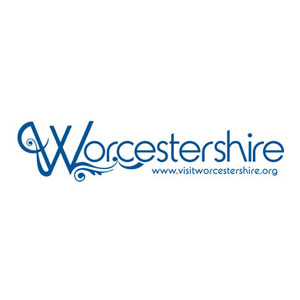 Visit Worcestershire Logo