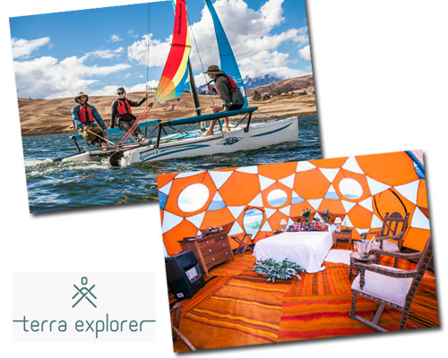 Terra Explorer, a Peruvian travel company that specialises in luxury adventure travel
