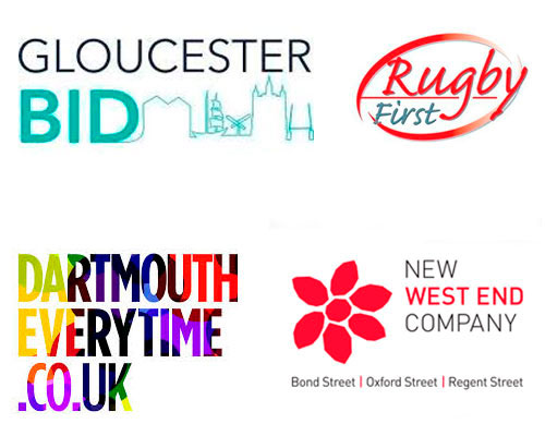 The DMG has provided marketing and PR support for the Dartmouth, Rugby and New West End Business Improvement Districts