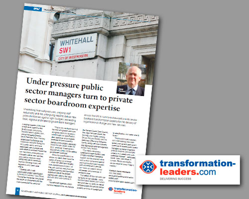 Transformation Leaders Article
