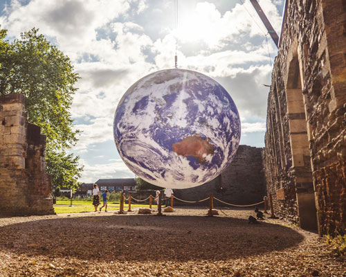 The Gaia Event at Llanthony Priory, Gloucester